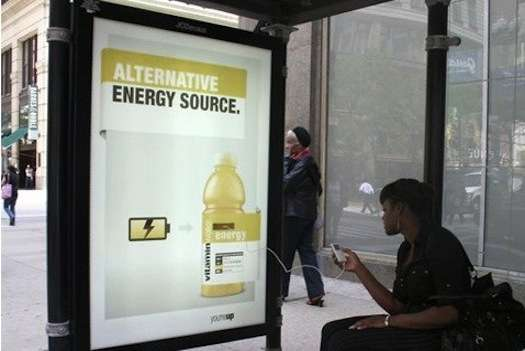 17 Interactive Bus Stop Ads