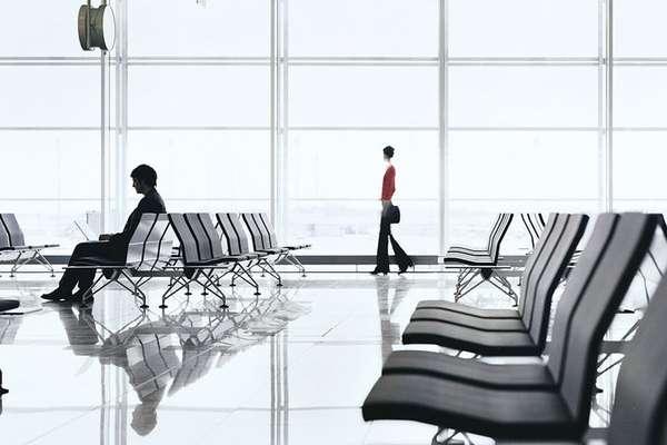 Stylish Airport Seating