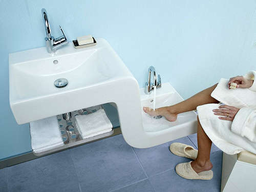 Two-Tier Sinks