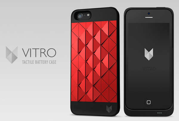 Vitro Tactile Battery Case