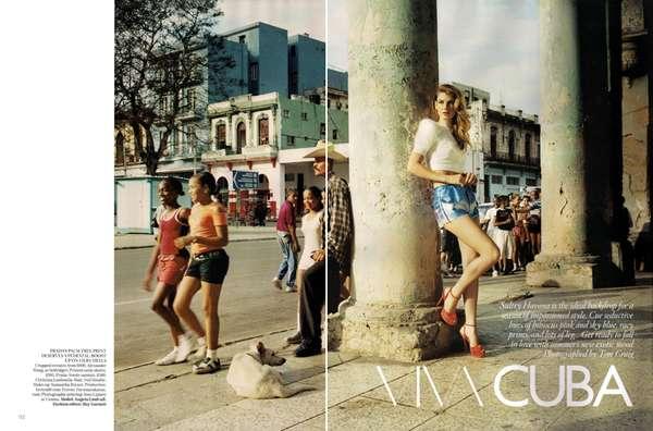Cuban Culture Fashiontography