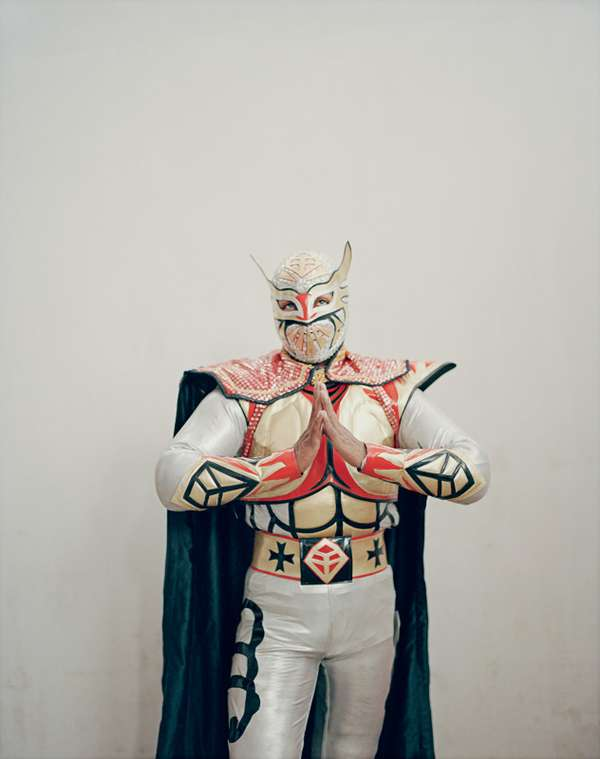 Bolivian Wrestling Photography