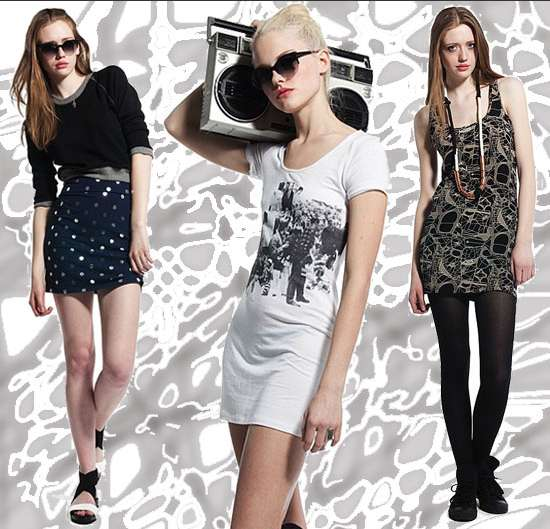 Hipster Organic Fashion