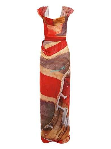 Patriotic Evening Gowns