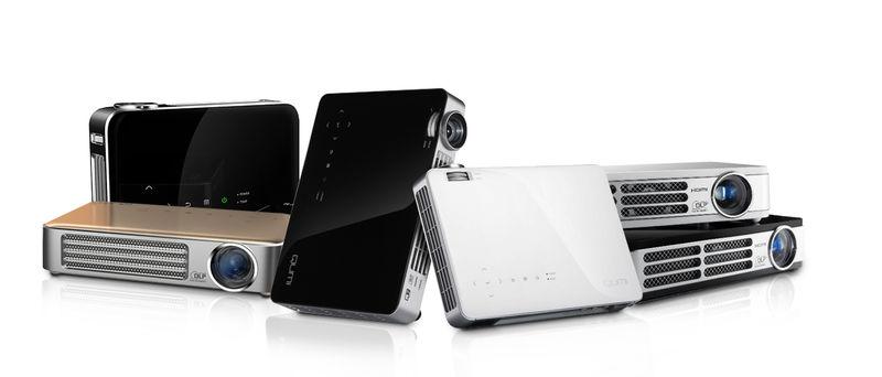 HD Pocket Projectors