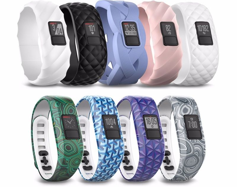 Svelte Activity Trackers