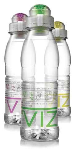 Vitamin Enriched Water by Viz