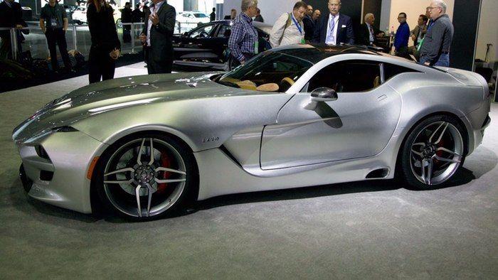Radical Carbon Fiber Cars