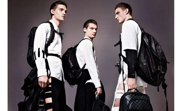 VMAN First Look at Spring Trends