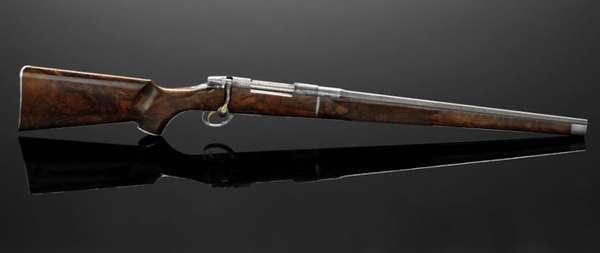 $820,000 Handmade Rifles