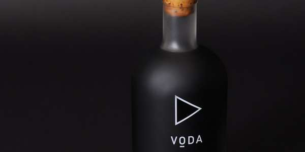 Play Button Booze Branding
