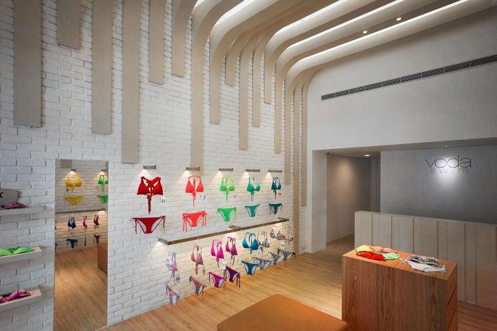 Ocean-Inspired Bikini Shops
