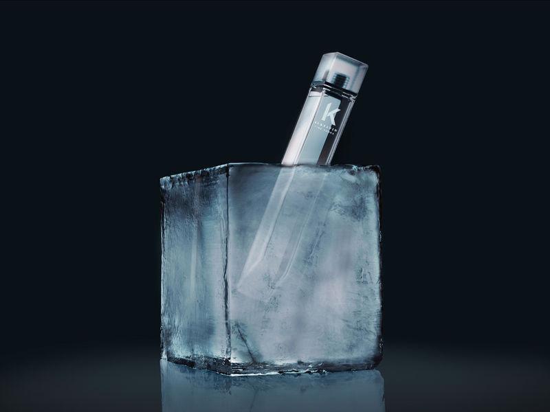 Icy Vodka Packaging