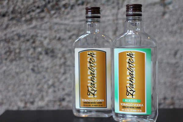 Tobacco-Flavored Vodkas