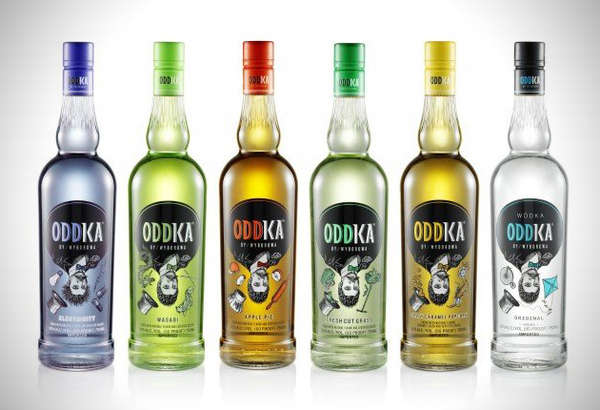 Vodka Flavors