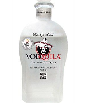 Vodka-Tequila Blends