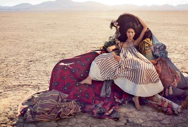 Couture Caravan Captures