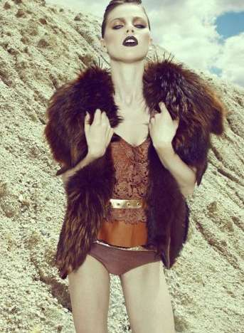 Fierce Desert Vixen Photoshoots