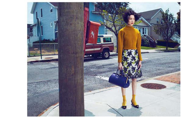 Sublime Suburban Fashion