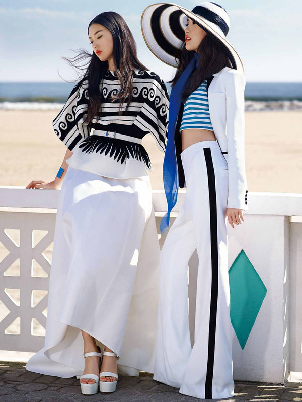 Nautical Sister Editorials