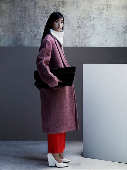 Vogue China 'New Minimalism' Editorial