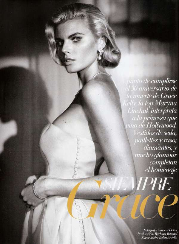 Vogue Espana January 2012