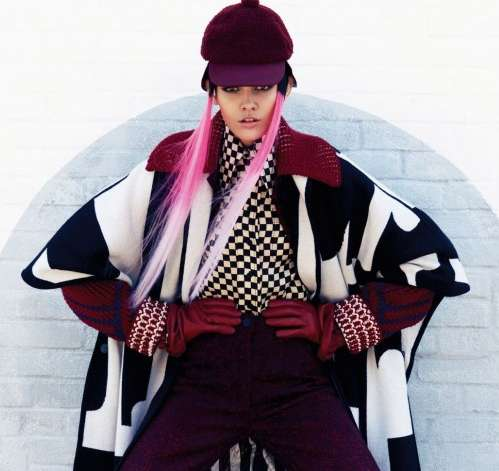 Chromatic Punk Editorials