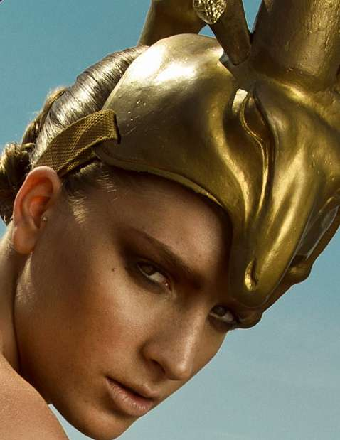 Ancient Headgear Editorials
