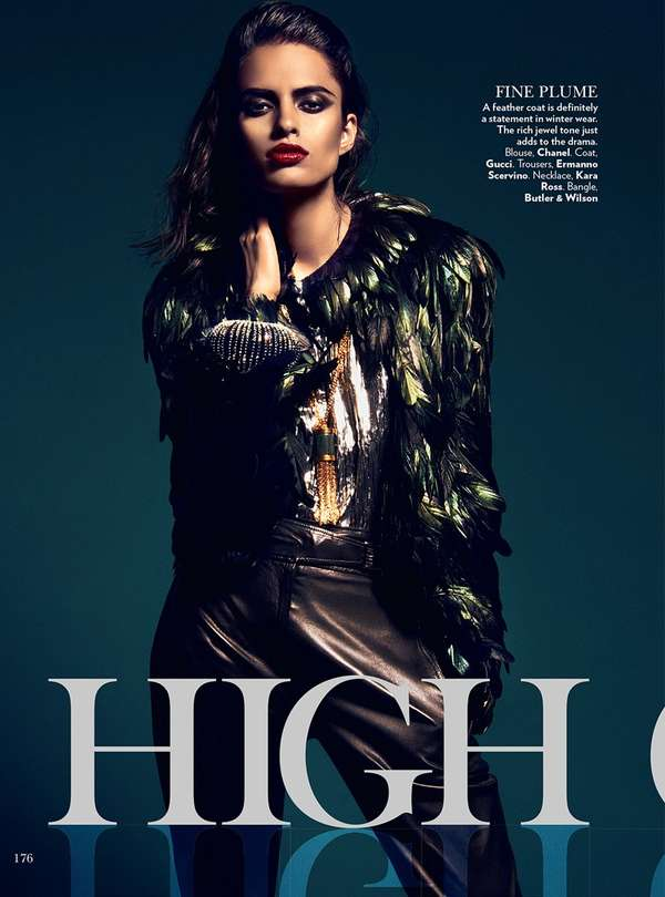 Vogue India 'High Gloss'