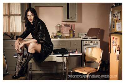 Mischievous At-Home Editorials