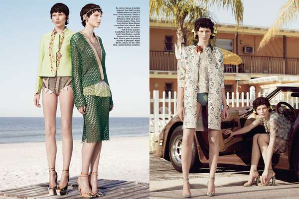 Vogue Italia Suggestions May 2012