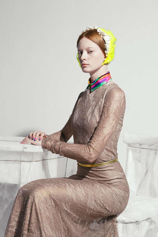 Modernized 1800s-Like Fashion