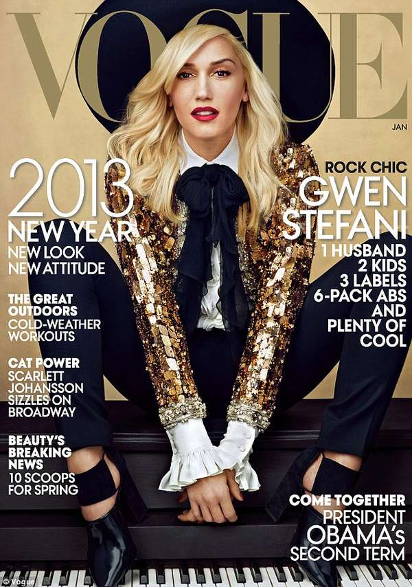 vogue january 2013 issue