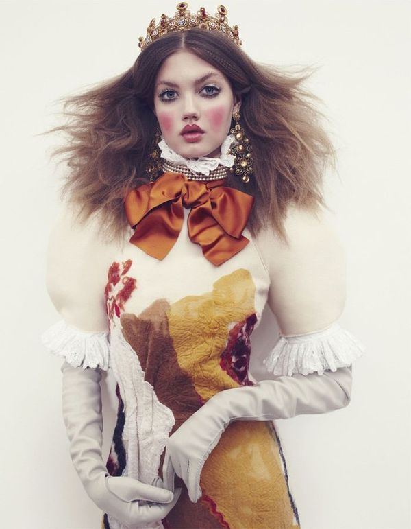 Couture Wonderland Editorials