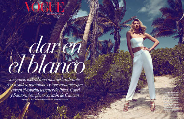 Vogue Latin America April 2013