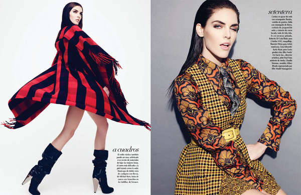 Bold Autumn Fashion : Vogue Latin America 'Ludo Audaz'