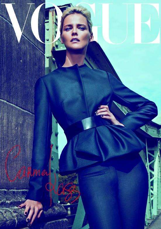 Vogue Mexico 'Al asalto' Editorial