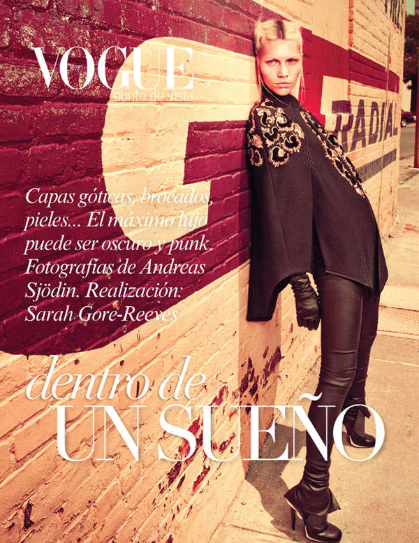 Vogue Mexico 'Dentro de un Sueno'