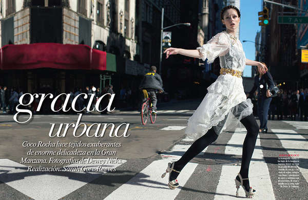 Modern Baroque Editorials