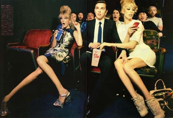 Love Triangle Fashiontography