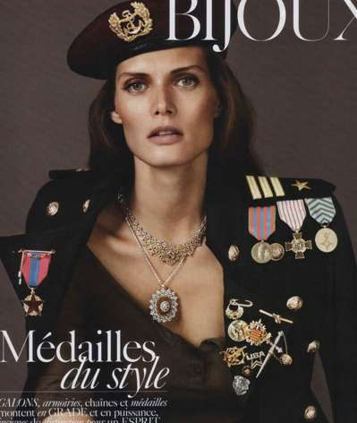 Vogue Paris August 2010