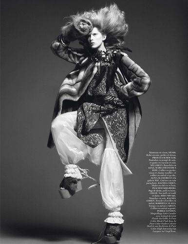 Eccentric Tribal Editorials