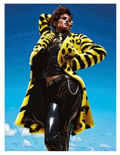 Vogue Paris 'Extreme'