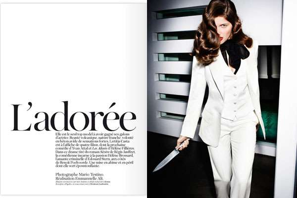 vogue paris l adoree