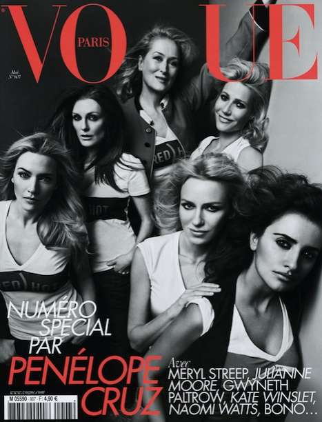 Vogue Paris May 2010 Cover