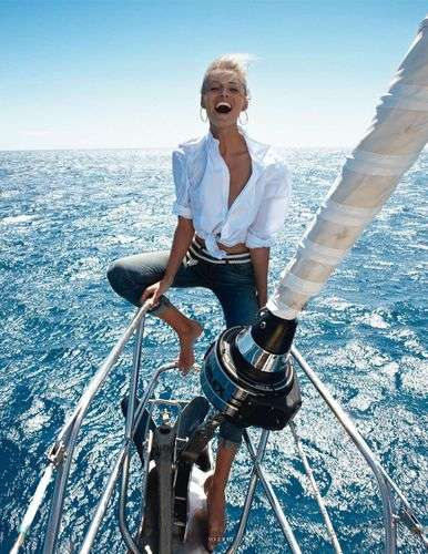 Sultry Sailor Editorials