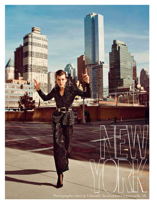 Vogue Paris 'New York'