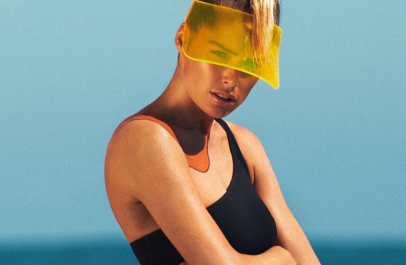 Bumblebee Swimwear Editorials