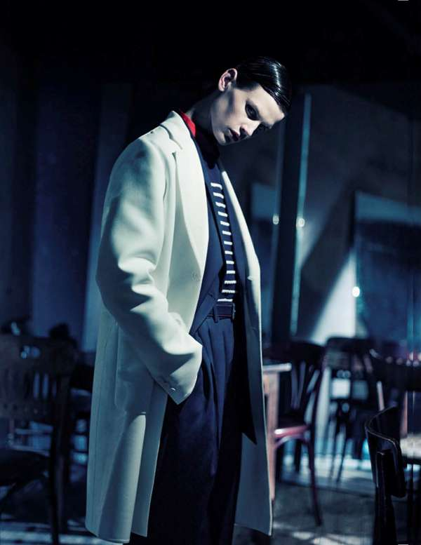 Mod Menswear Editorials