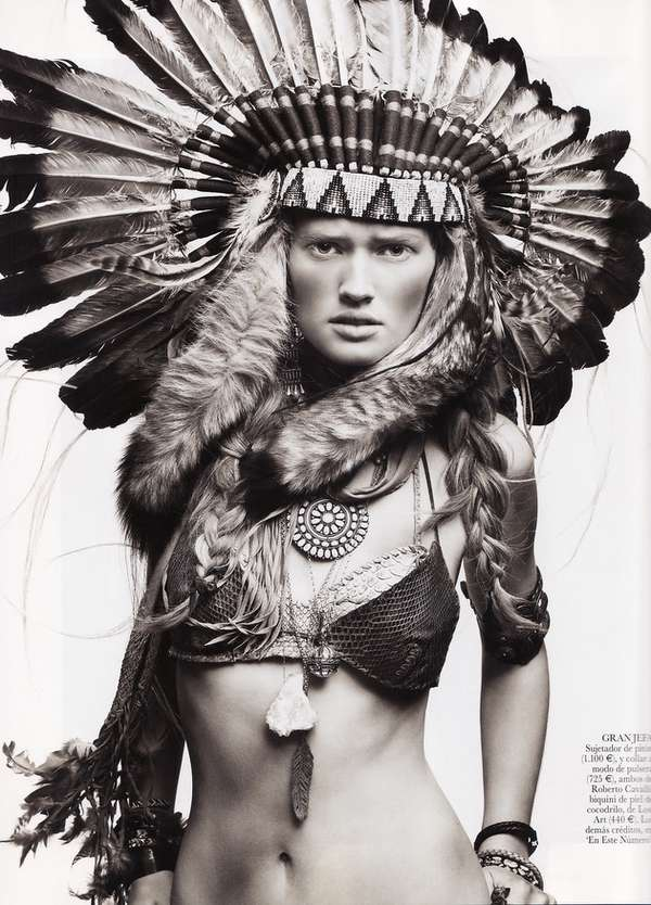 Urban Native American Fashion